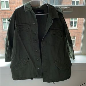 Really cool Green Coat